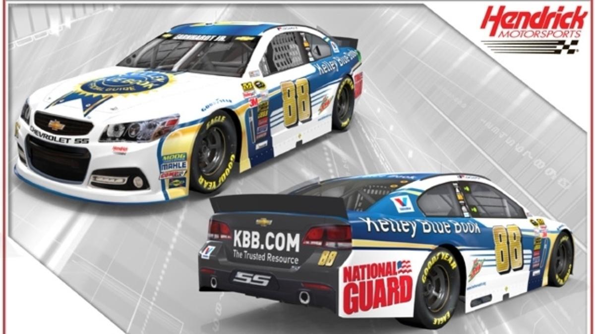 Kelley Blue Book to sponsor Dale Earnhardt Jr.