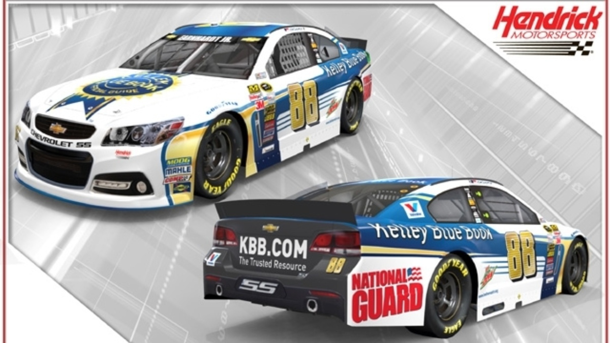 Kelley Blue Book to sponsor Dale Earnhardt Jr.