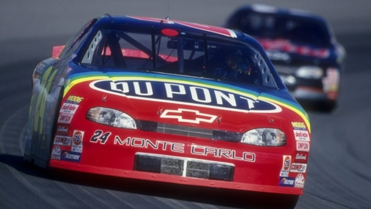 Looking back at Jeff Gordon's 1998 Brickyard 400 win