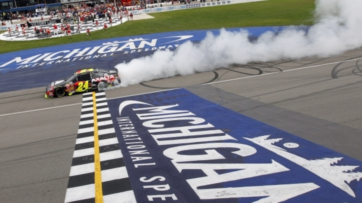 Michigan provides Gordon's third win of 2014