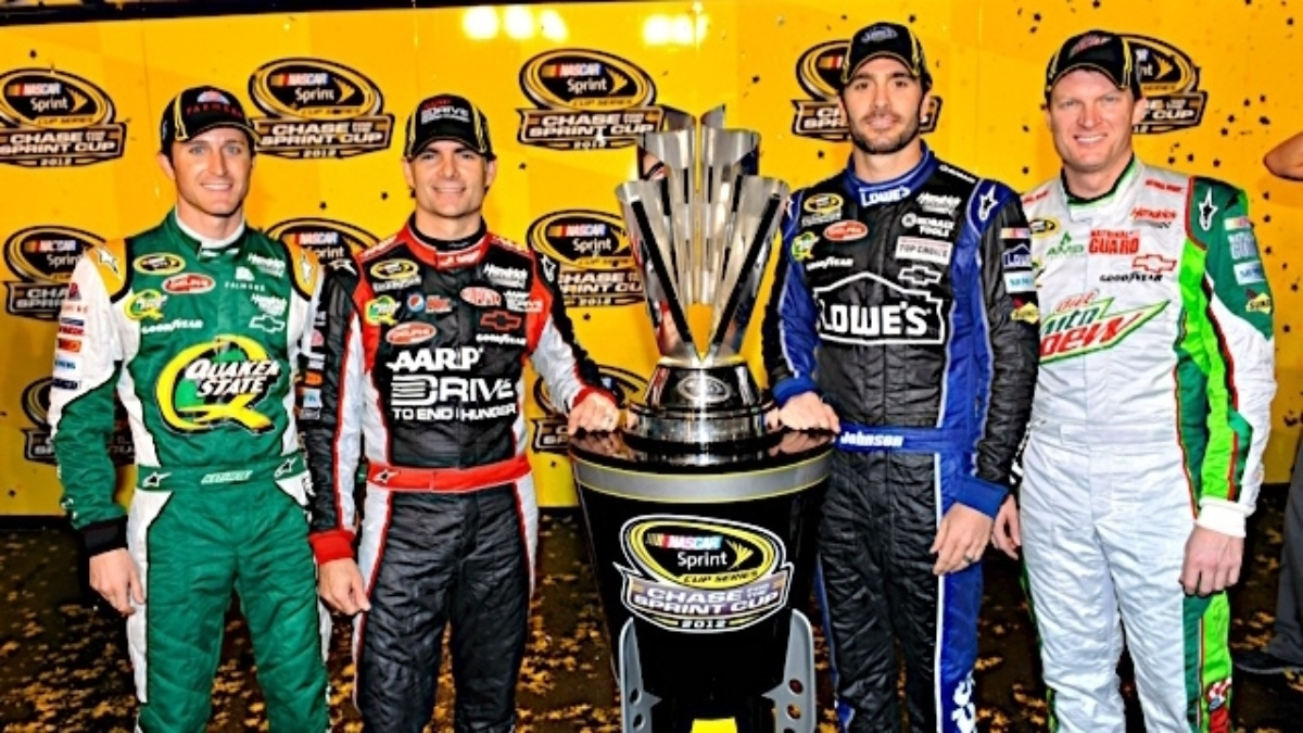 NASCAR announces 2013 Cup schedule