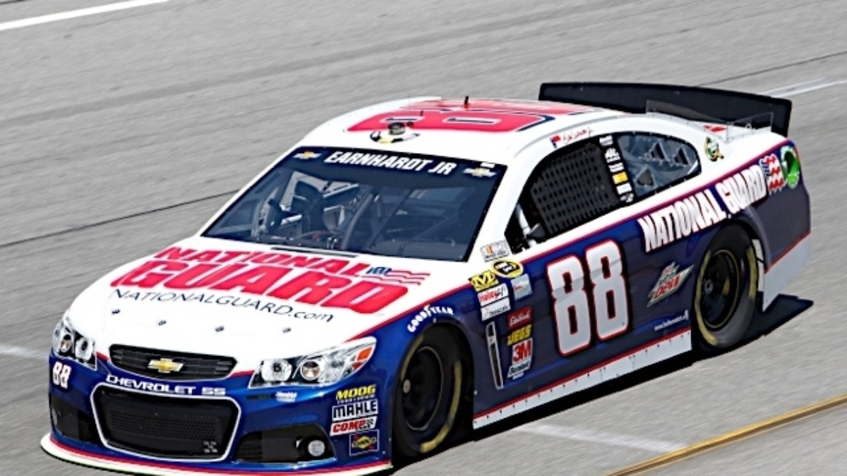 National Guard extends sponsorship of Hendrick Motorsports through 2014