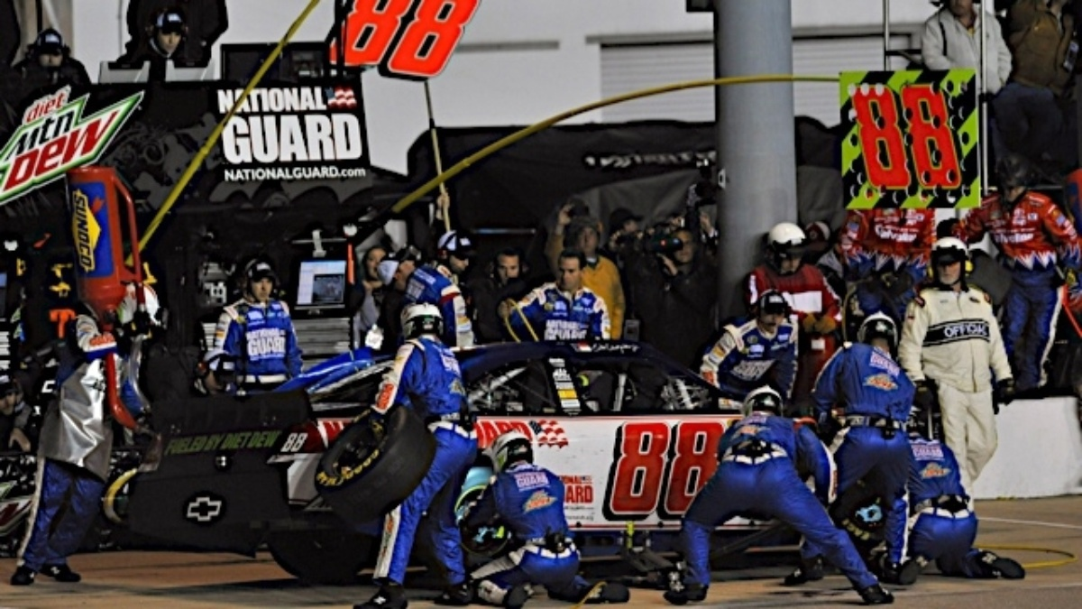No. 88 team to join Hendrick Motorsports teammates at the 2012 Pit Crew Challenge