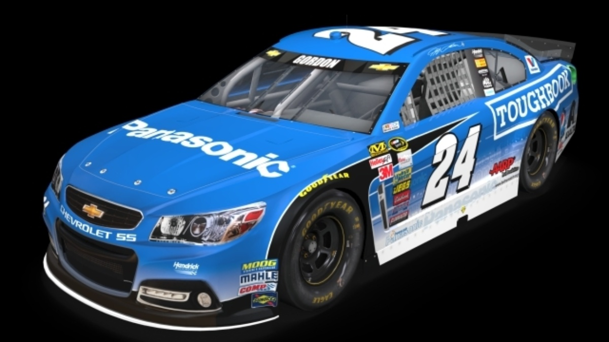 Panasonic and Hendrick Motorsports grow partnership