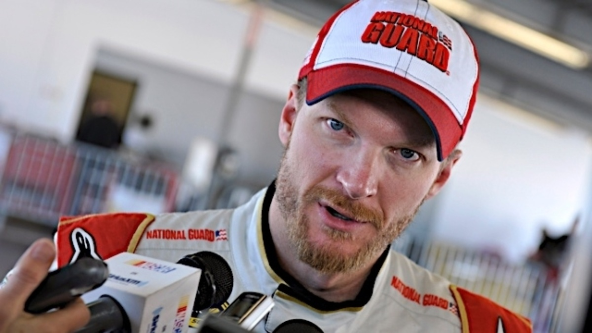 Relive Dale Earnhardt Jr.'s 2014 Daytona 500 media tour