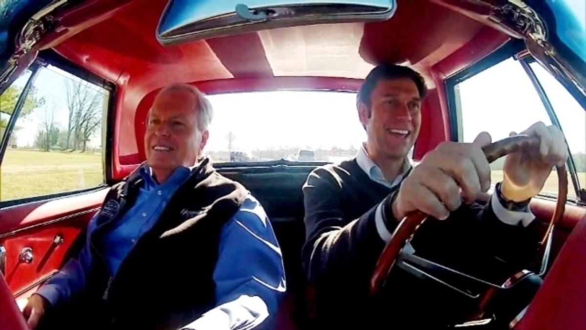 Rick Hendrick to appear on 'CBS Sunday Morning' Jan. 20