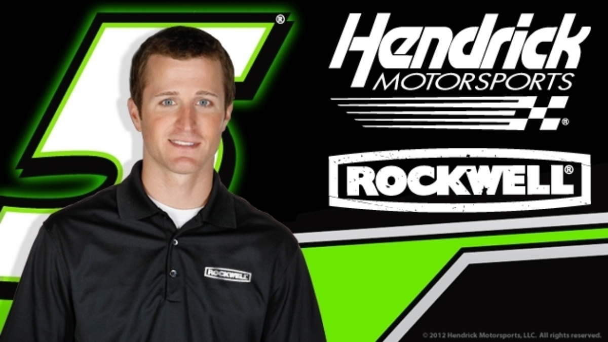 Rockwell Tools to sponsor Kasey Kahne at Darlington