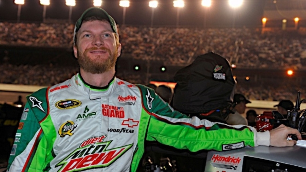 Select Earnhardt for the 2012 Sprint Fan Vote