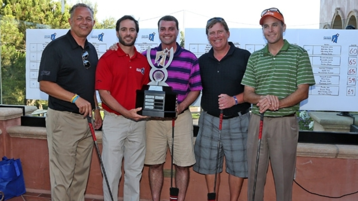 Sixth annual Jimmie Johnson Foundation golf tournament tops $650,000