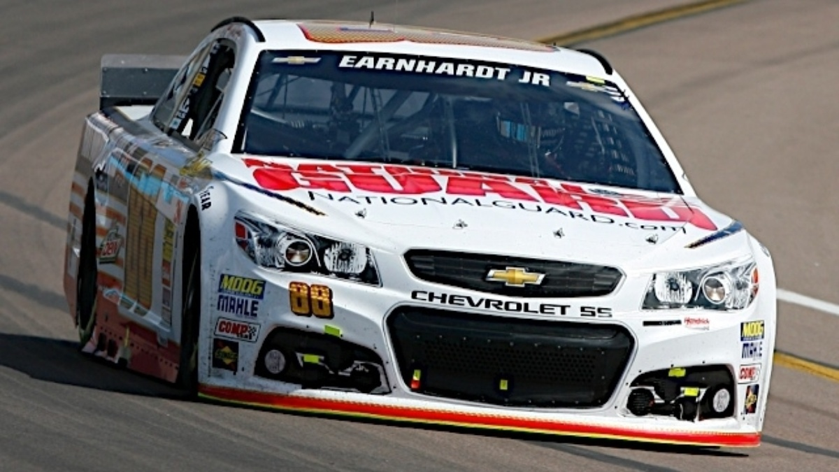 TMS Titanium and Hendrick Motorsports build partnership
