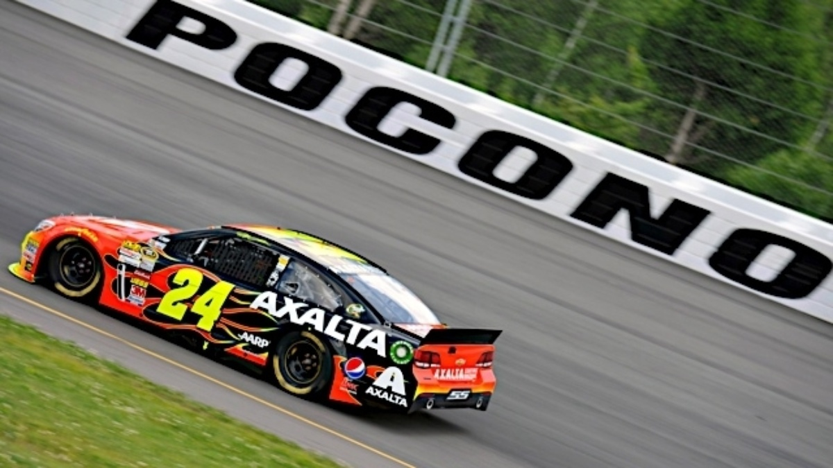 TNT revs up for six-race 2014 NASCAR Summer Series