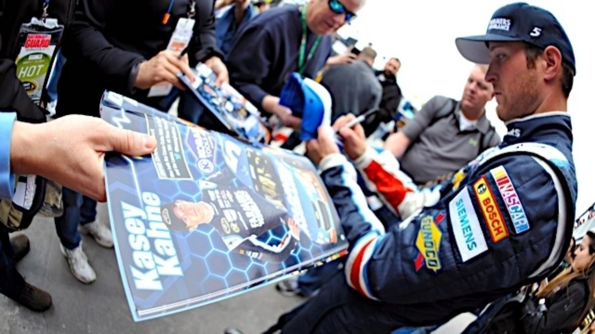 Testing, Fan Fest dates set for Daytona's Preseason Thunder