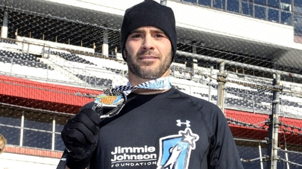 The Jimmie Johnson Foundation announces inaugural Wellness Challenge and TeamJJF