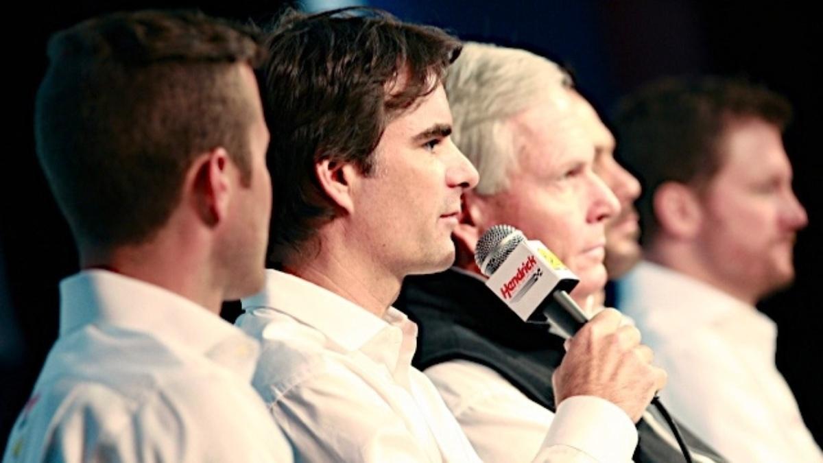 Watch Hendrick Motorsports' Media Day live today on 'SportsCenter'