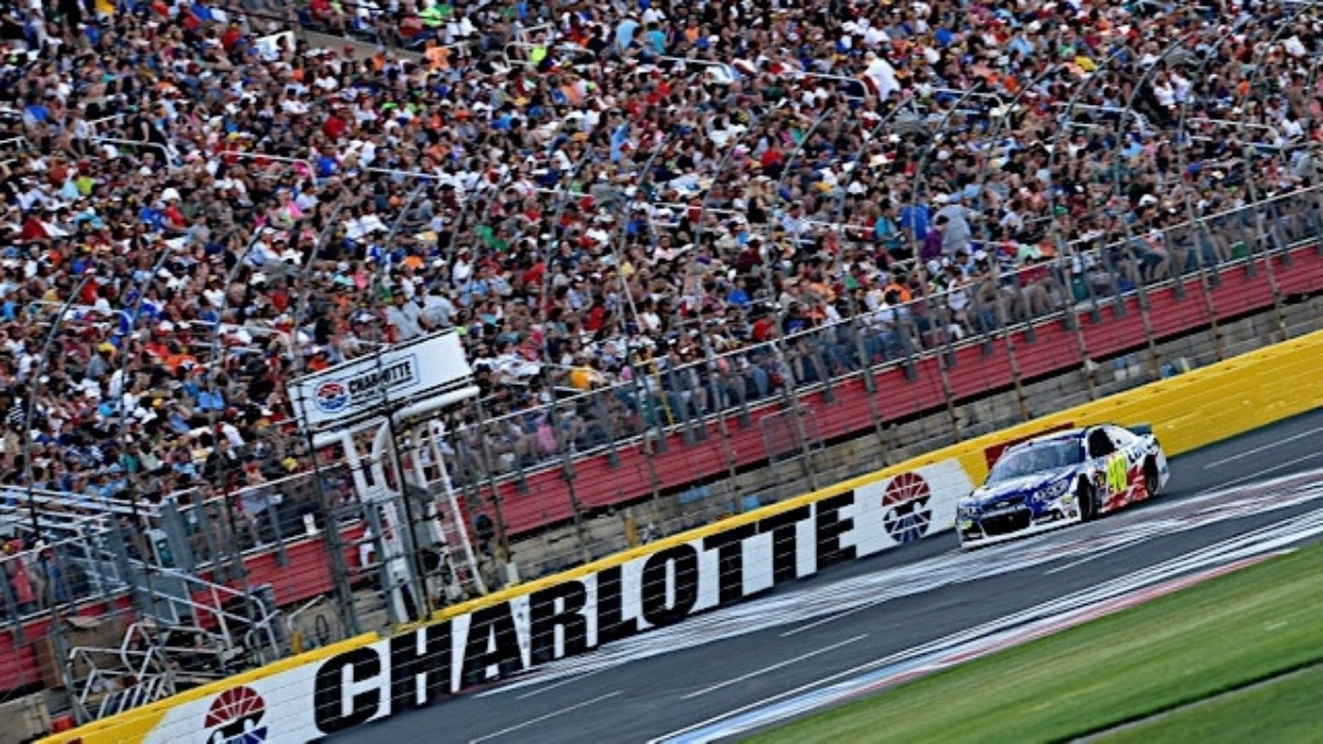 What To Watch For Charlotte Motor Speedway Hendrick