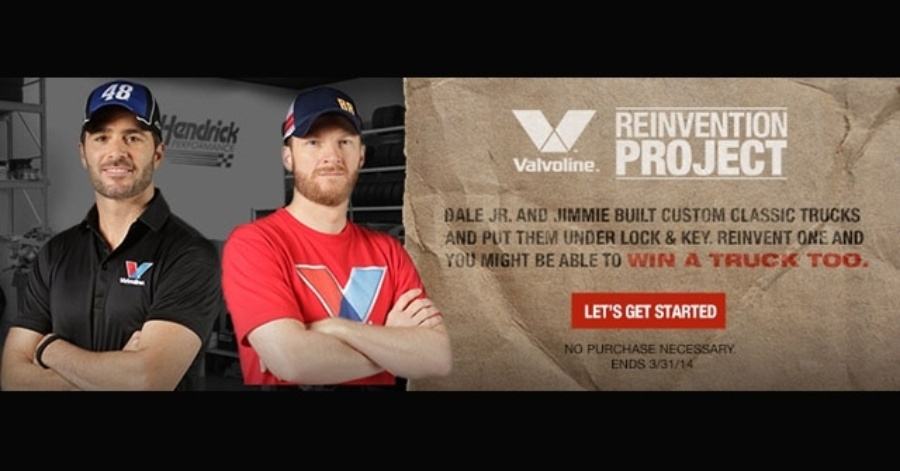 64f52d0a Dale Earnhardt Jr. and Jimmie Johnson team up with Valvoline for  Reinvention Project | Hendrick Motorsports