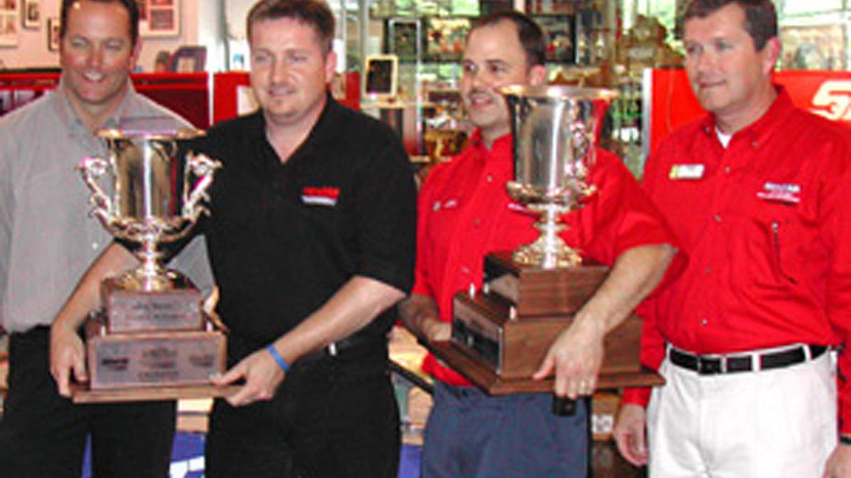 'Best of Best' Honor Dorton at Engine Showdown