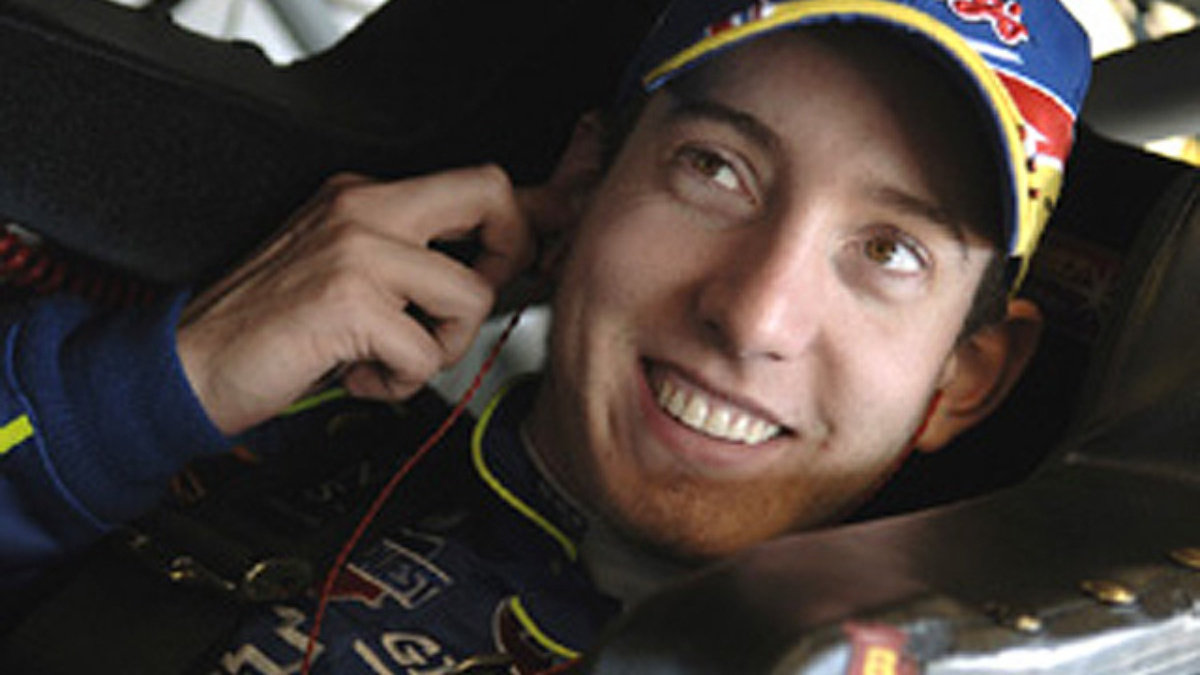 Busch Excited About Las Vegas Homecoming