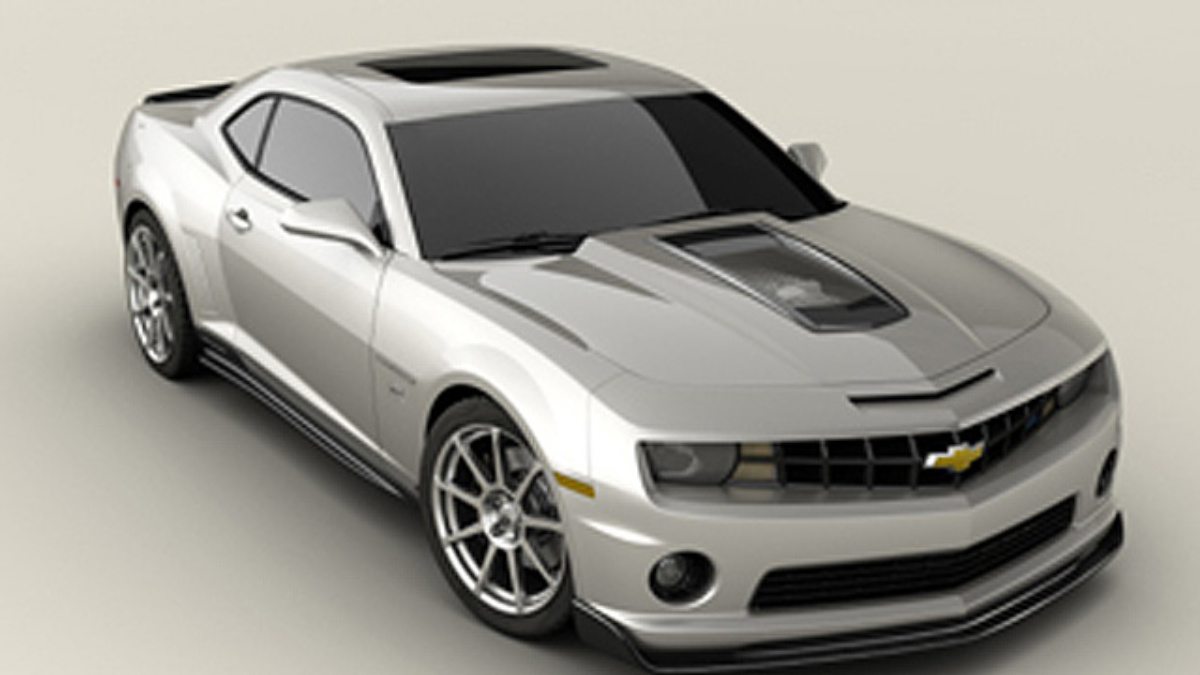 Callaway to develop Hendrick Motorsports 25th anniversary Camaros ...