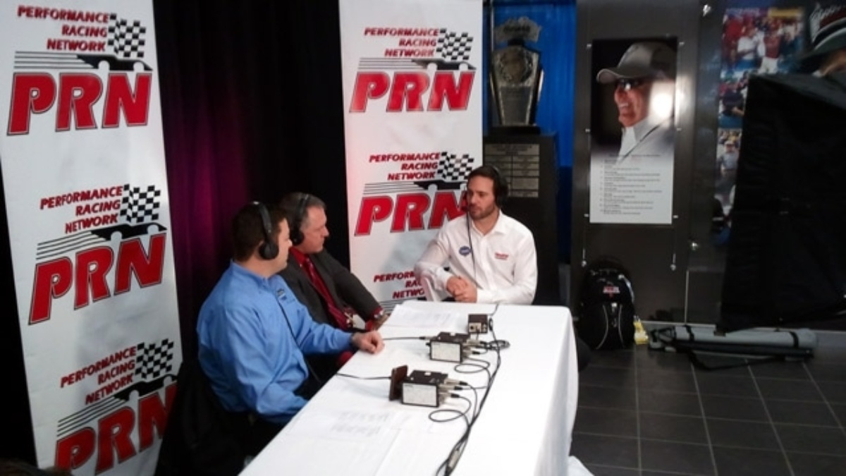 Catch Gordon, Johnson live on PRN during Daytona Speedweeks