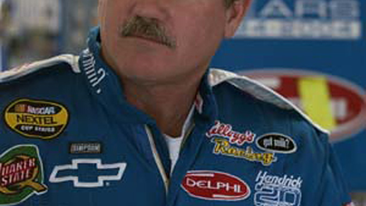 Chevy 600:  Labonte Reaches Milestone at Pocono