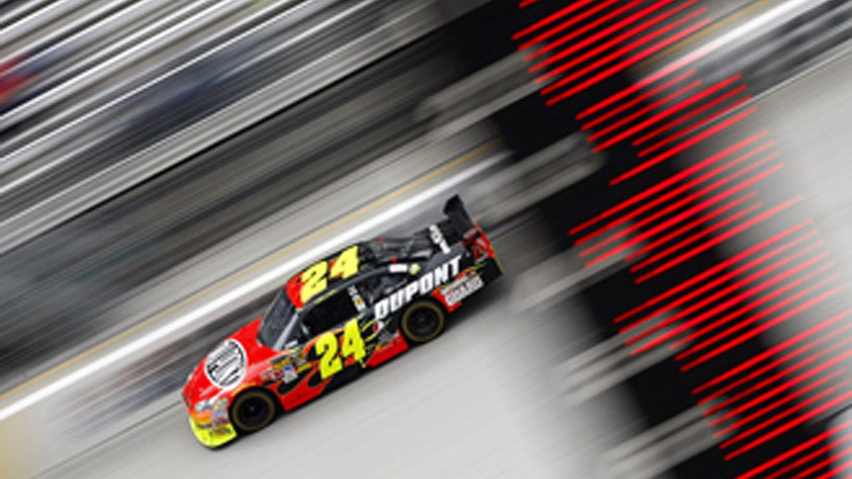 Daytona recap: Gordon, Earnhardt in top four