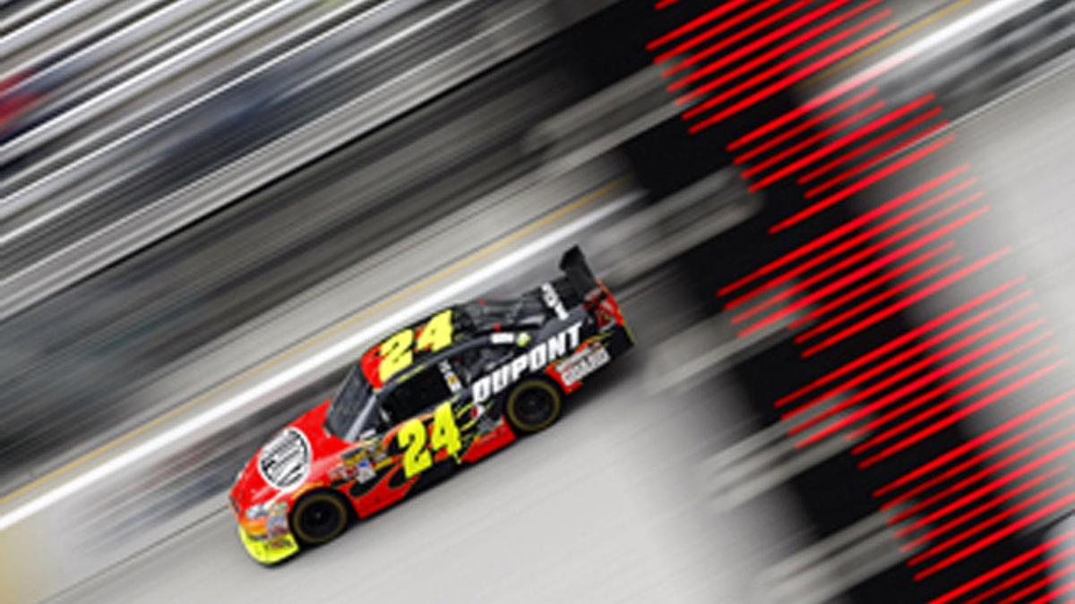 Daytona recap: Gordon, Earnhardt in top four