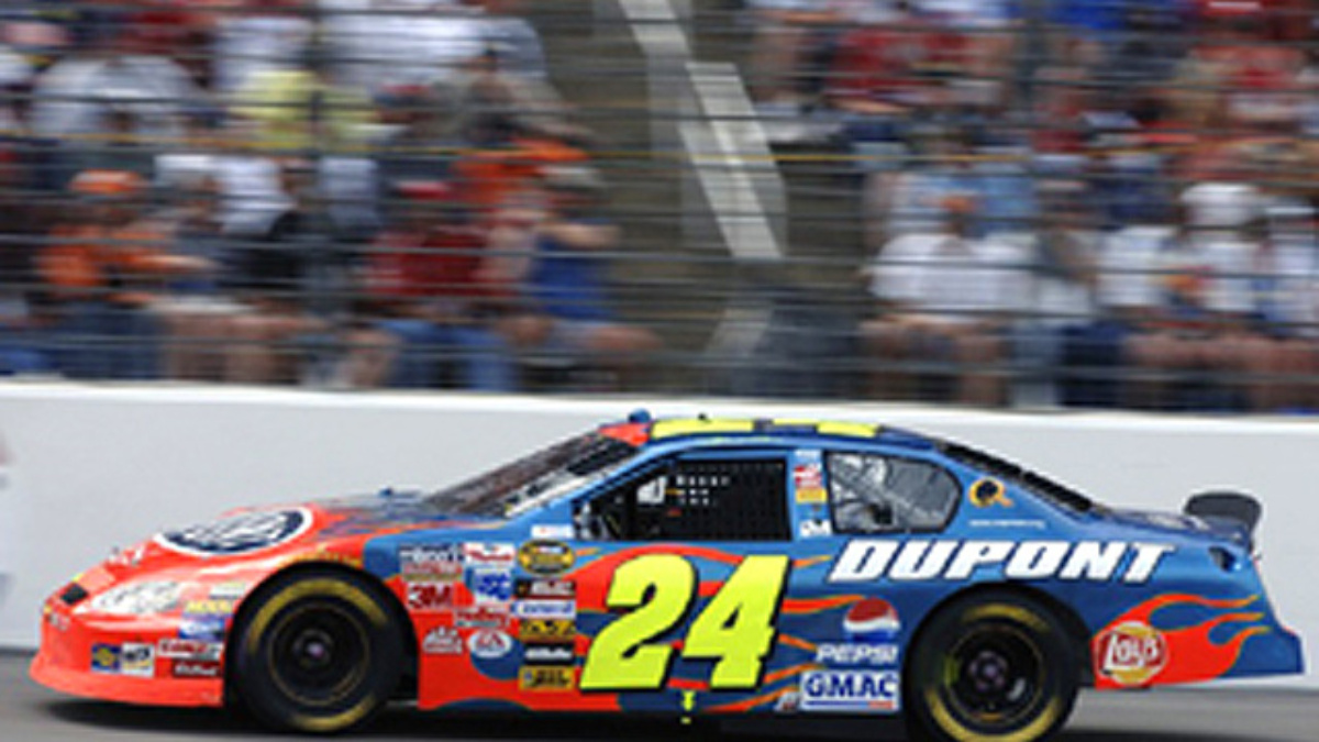 DuPont, Hendrick Extend Long-Term Relationship