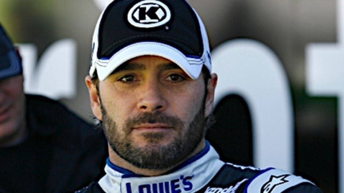 Enter to win a Camaro and meet Jimmie Johnson