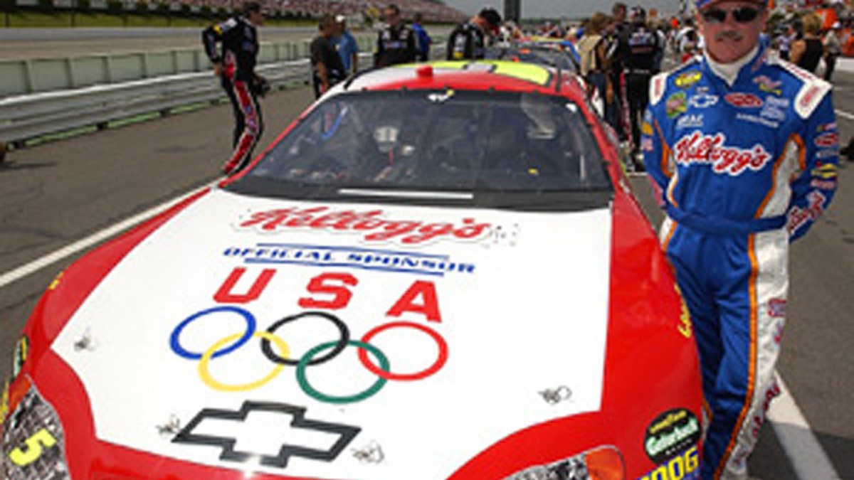 Fans Can Help Kellogg's Support Olympians