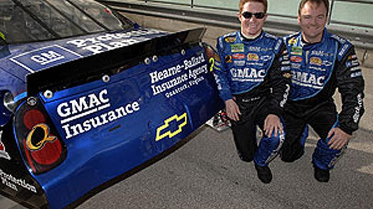 GMAC Insurance Agent Shares Spotlight at Homestead
