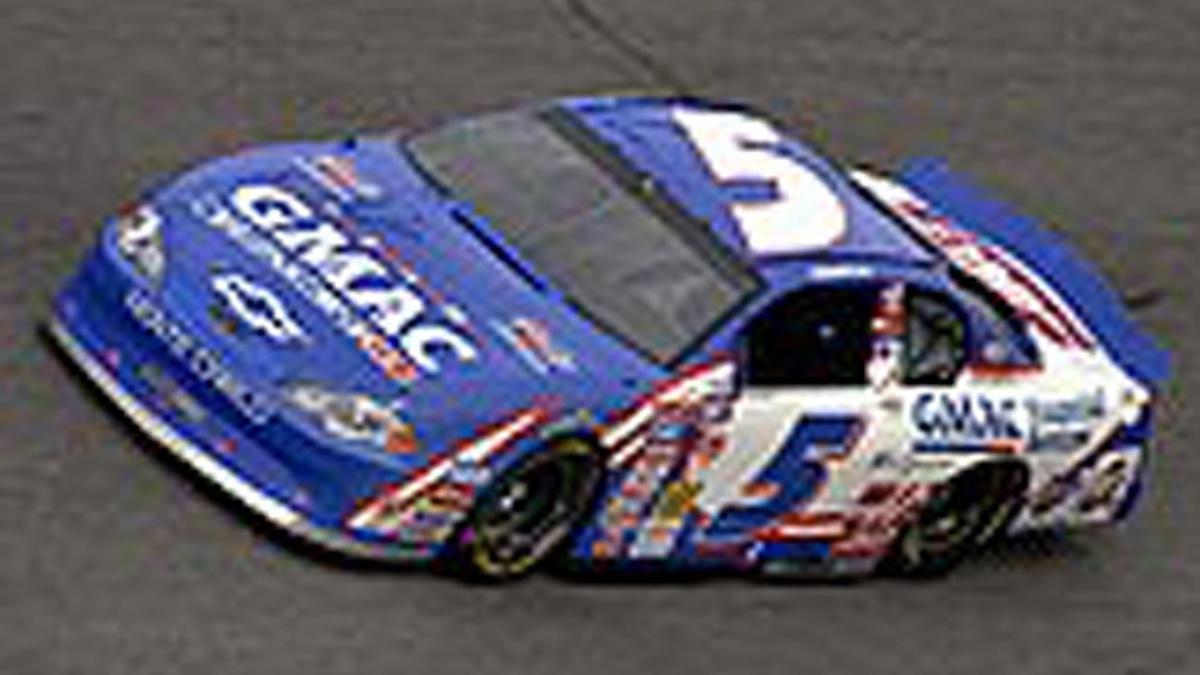 GMAC Racing Tests Daytona