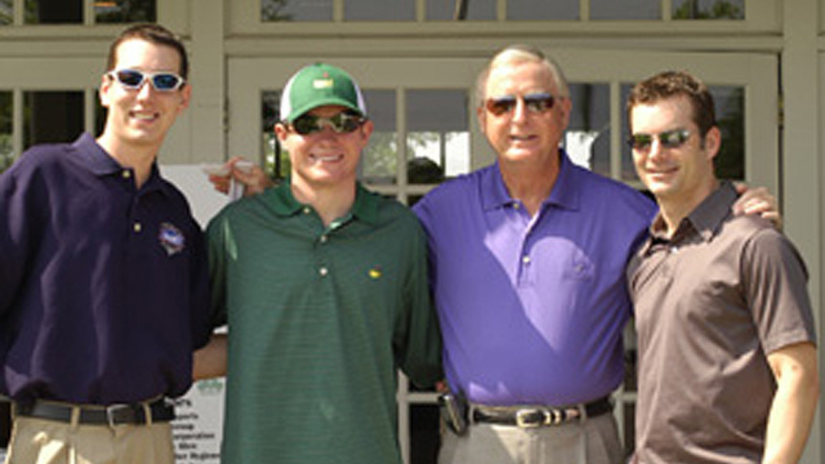 Golf Tourney Raises Money for Marrow Program