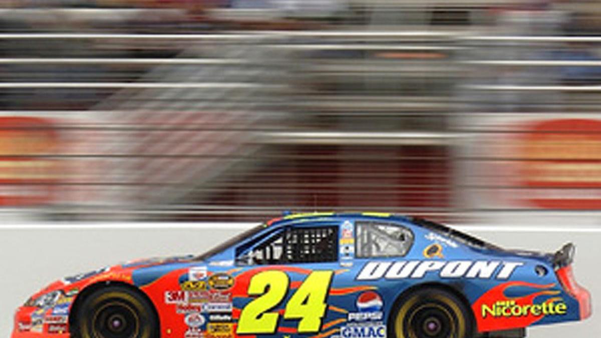 Gordon, DuPont to Make 450th Start at Dover