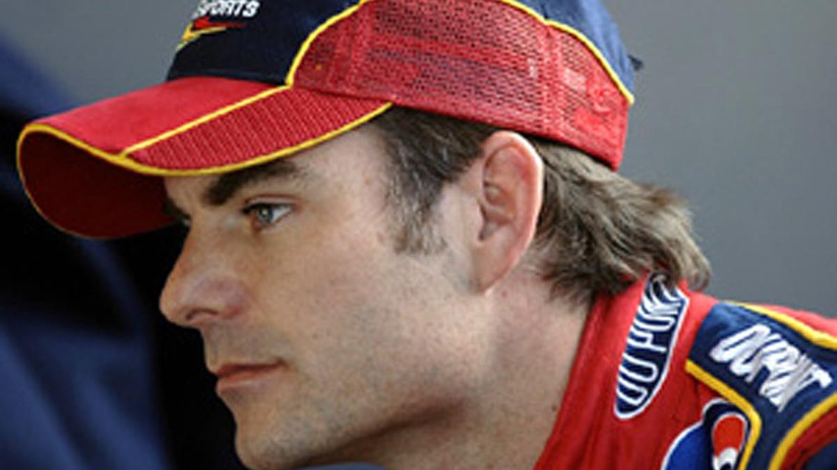 Gordon Looks to Jumpstart 2006 with Fourth '500' Win