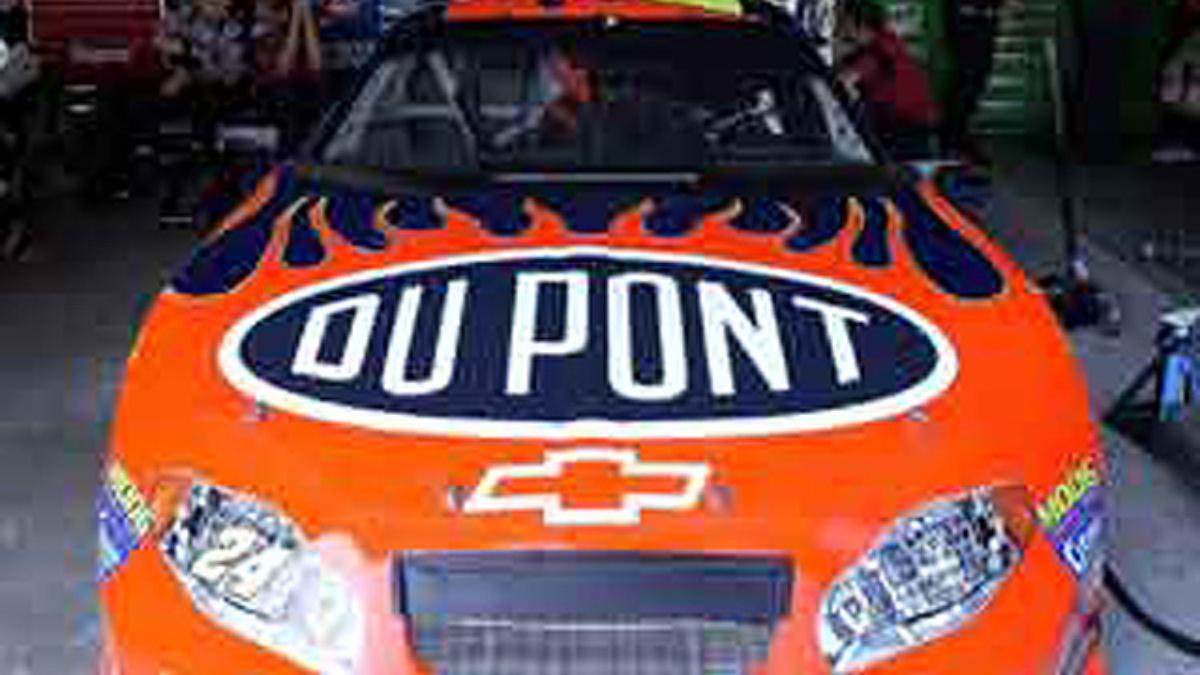 Gordon Quick on Tuesday at Daytona