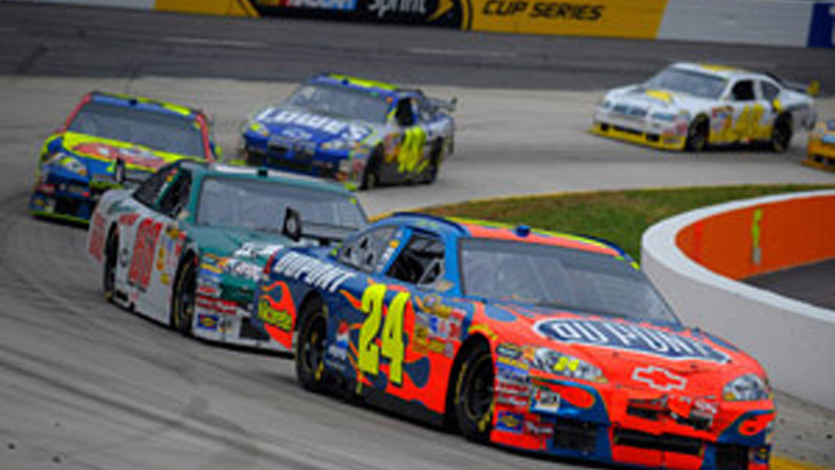 Gordon's good year could improve with Pocono win