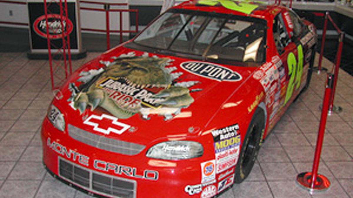 Hendrick Motorsports Chassis No. 2429, aka 'T-Rex'