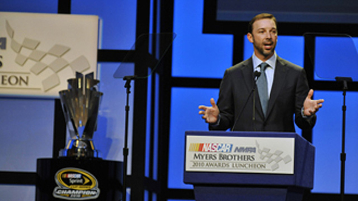 Hendrick Motorsports honored during Day Three of Champion's Week