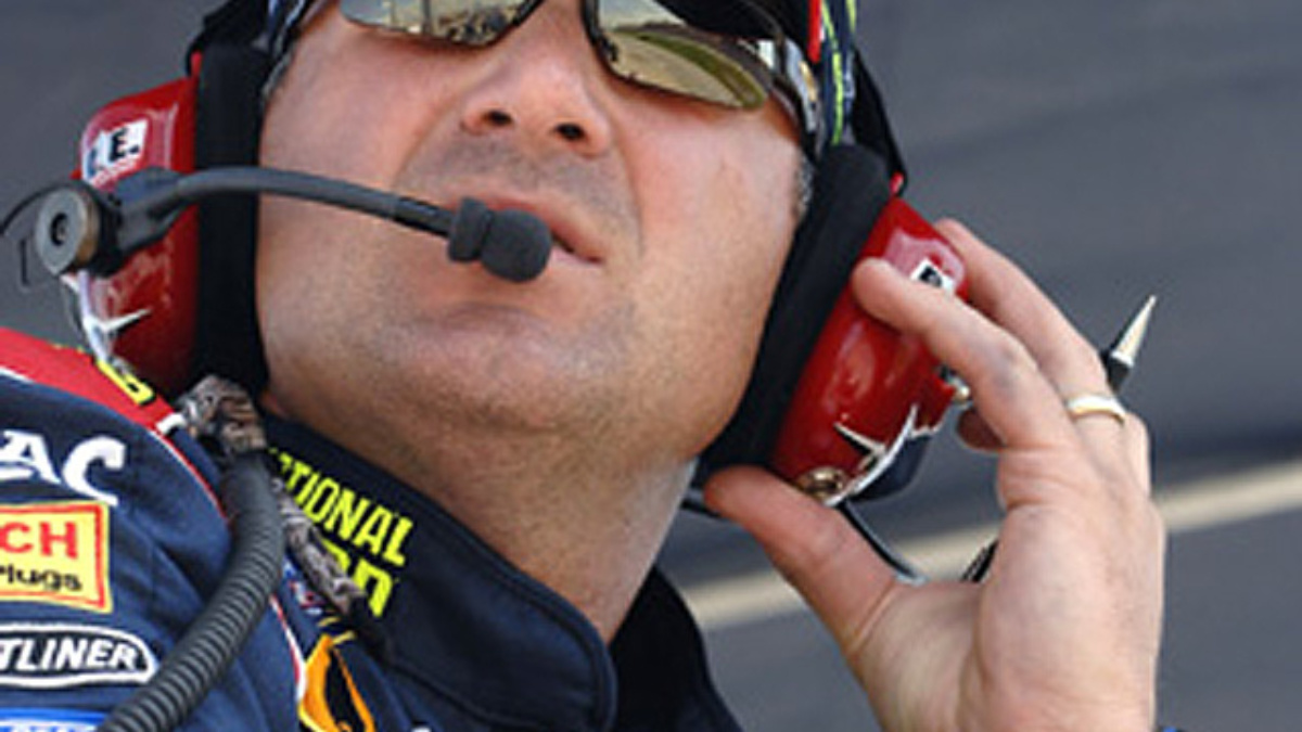 Homecoming for crew chief Chad Walter at the Glen