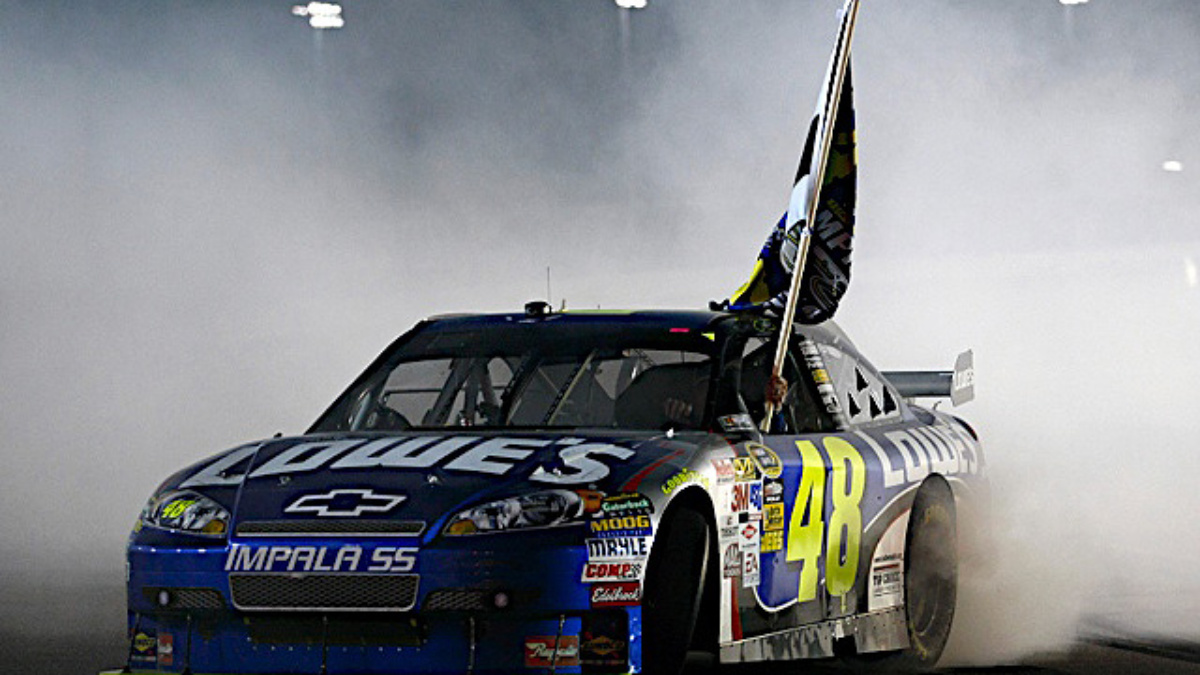 Homestead recap: Johnson wins historic fourth Cup