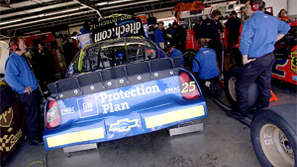 In The Garage With: The Hendrick Shock Specialists