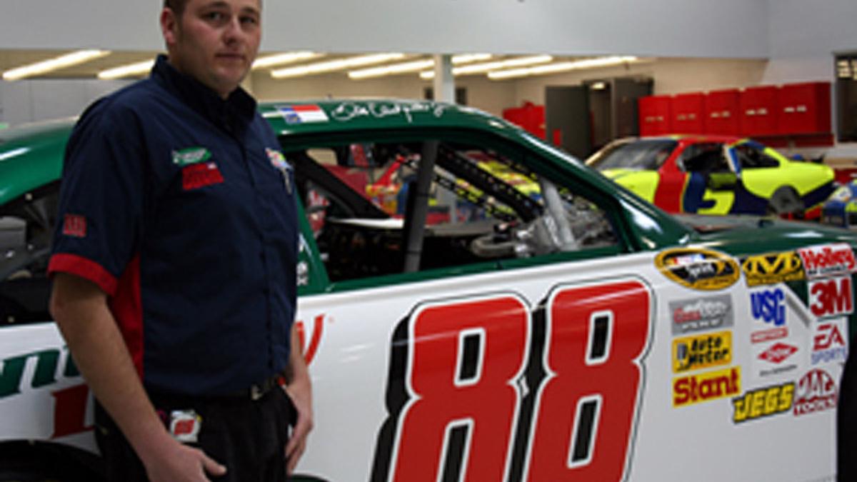 Inside Talladega aerodynamics with Timmy Petchak
