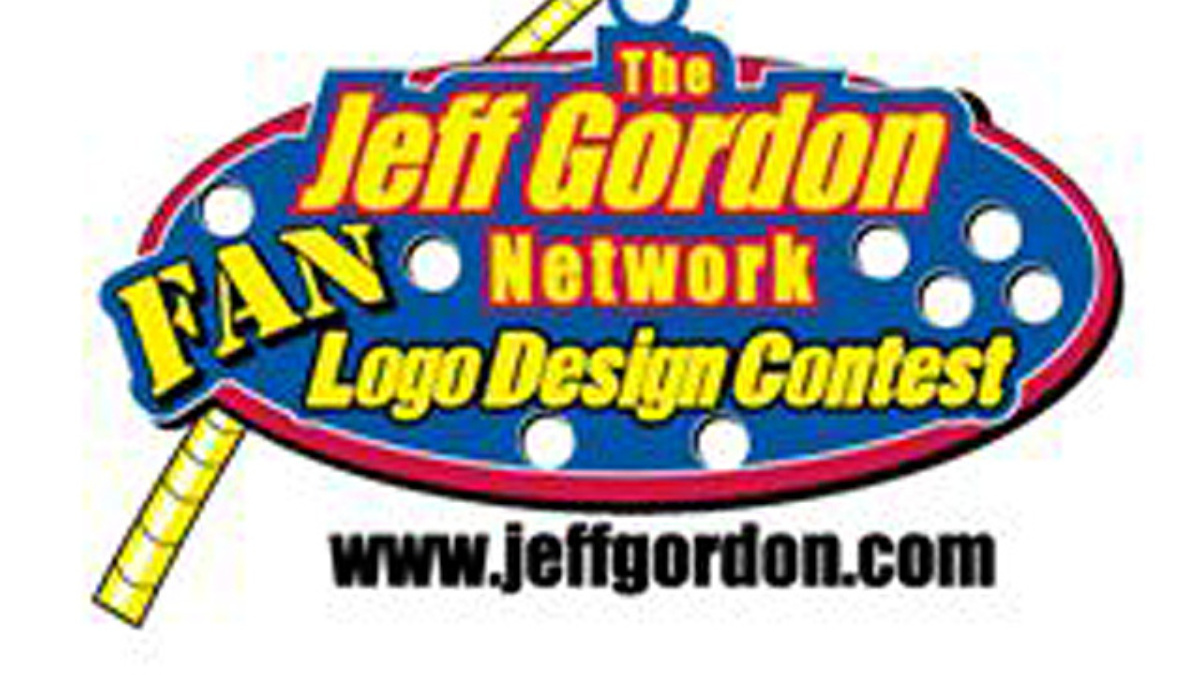 Jeff Gordon Network seeking new logo input