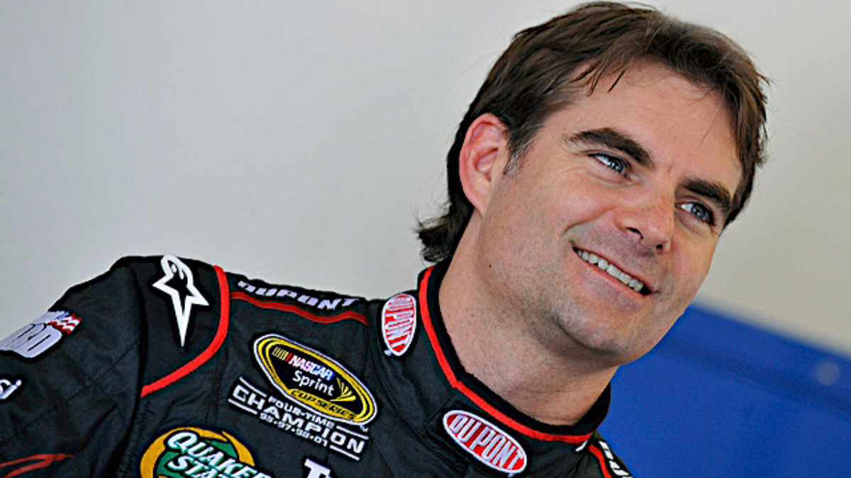 Jeff Gordon, wife Ingrid welcome baby boy