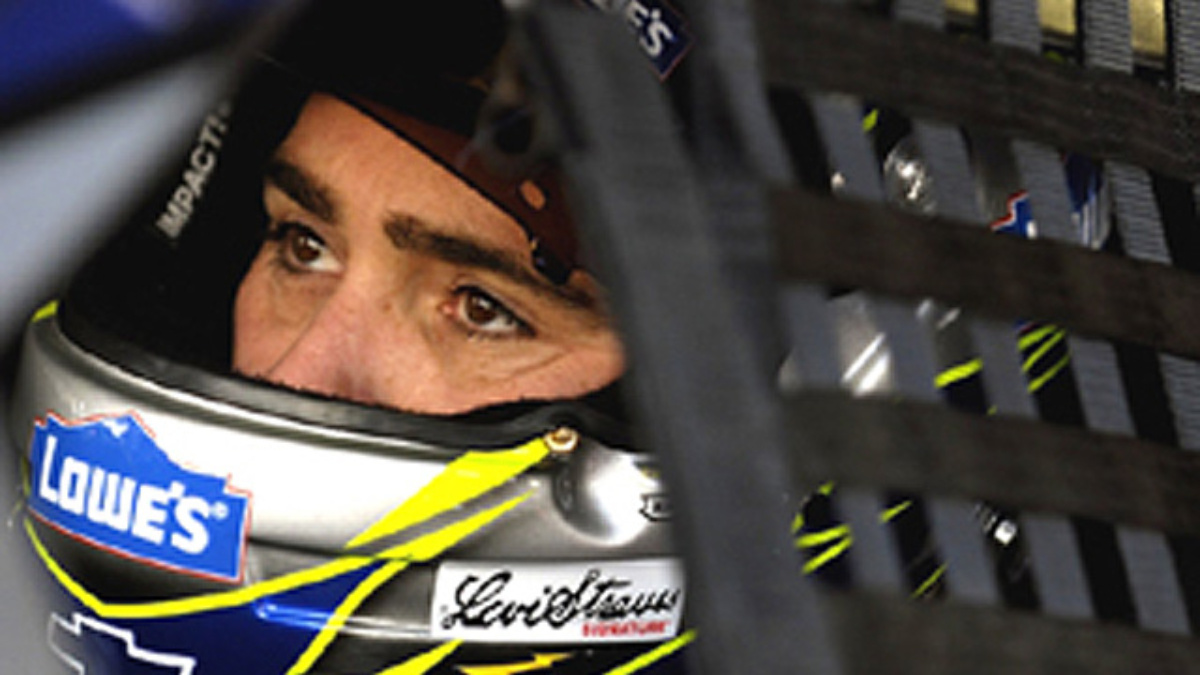 Jimmie Johnson's Chase Diary: Kansas