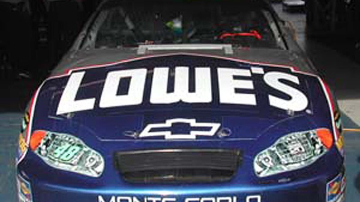 Johnson Paces Hendrick in Daytona 500 Qualifying
