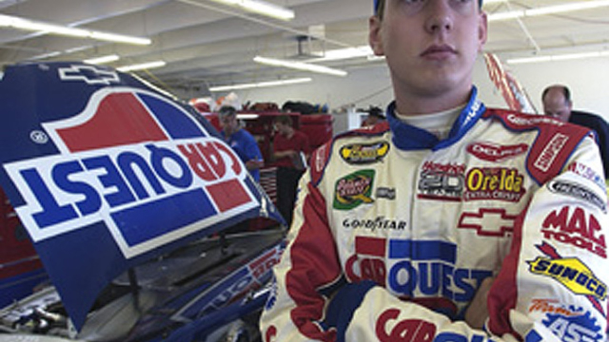 Kyle Busch to Enter Additional '04 Cup Events