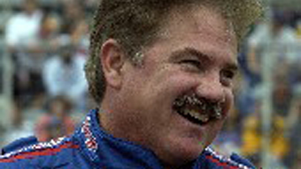 Labonte Awesome in Happy Hour at Daytona