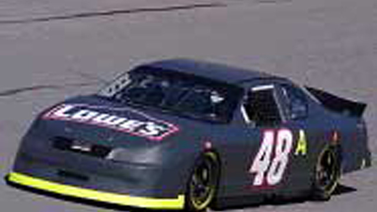 Labonte and Johnson Test Daytona